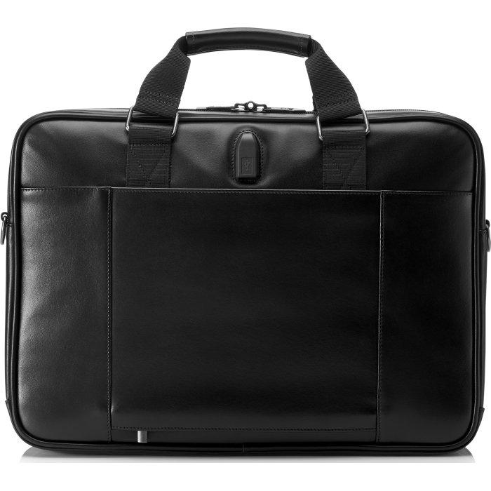 "<p>Сумка HP Executive Leather Top Load 15.6"" Black</p>фото2"