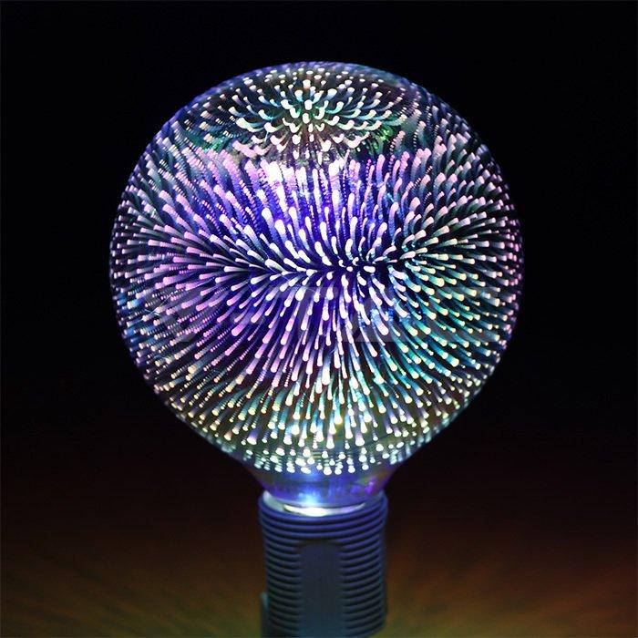 Лампа светодиодная филоментная V-TAC SKU-2706 3W E27 230V IP20 3000К фото