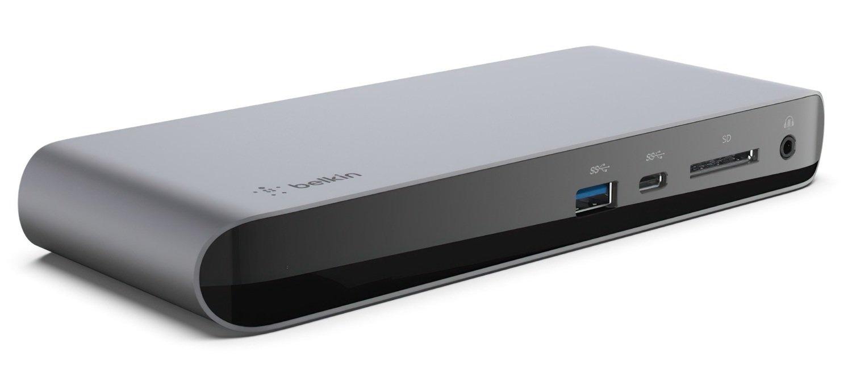 Док-станція Belkin Thunderbolt 3 Dock Pro, 0.8m cable фото3