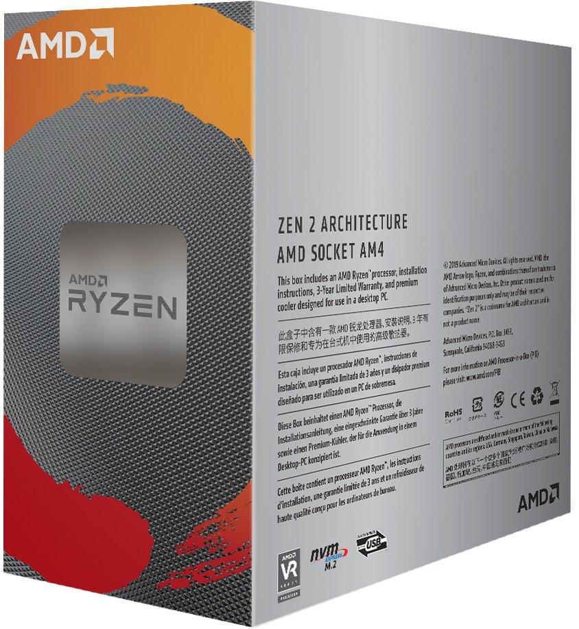 Процесор AMD Ryzen 5 3600 6/12 3.6GHz 32Mb AM4 65W Box (100-100000031BOX) фото3