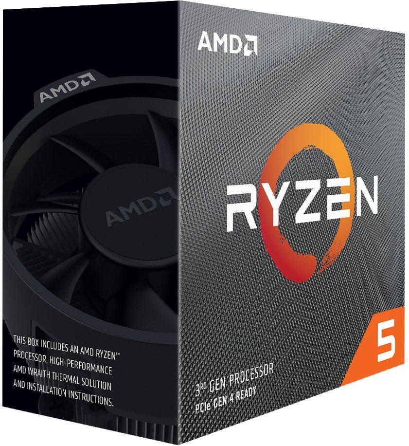 Процесор AMD Ryzen 5 3600 6/12 3.6GHz 32Mb AM4 65W Box (100-100000031BOX) фото2
