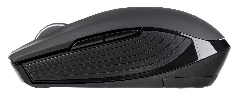 Миша 2Е MF214 WL Безшумна Black (2E-MF214SWB) фото