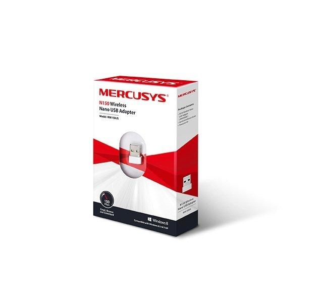 Wi-Fi USB адаптер Mercusys MW150US фото2