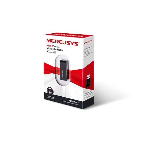 Wi-Fi USB адаптер Mercusys MW300UM фото