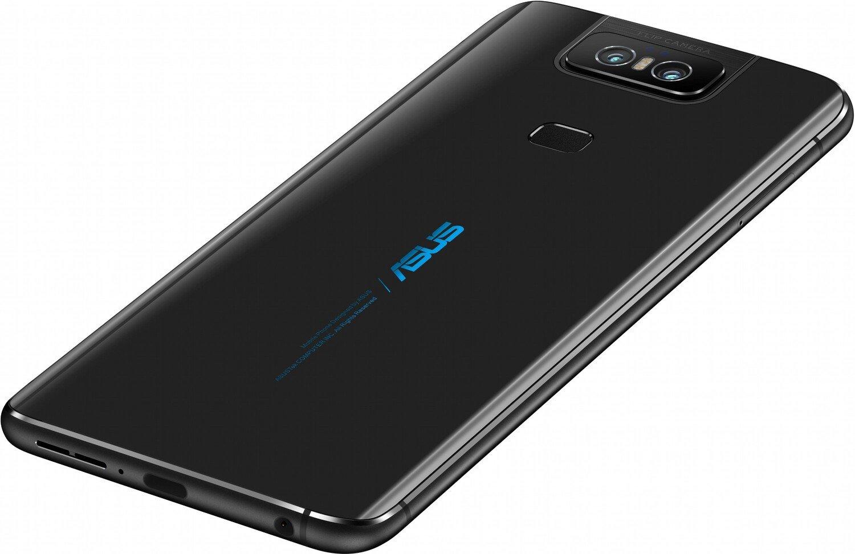Смартфон Asus ZenFone 6 (ZS630KL-2A005EU) 8/256GB DS Midnight Black фото 13