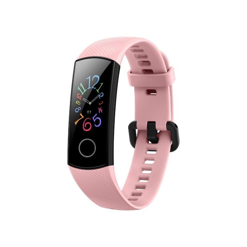 Фитнес-браслет Honor Band 5 (CRS-B19S) Coral Pink фото 4