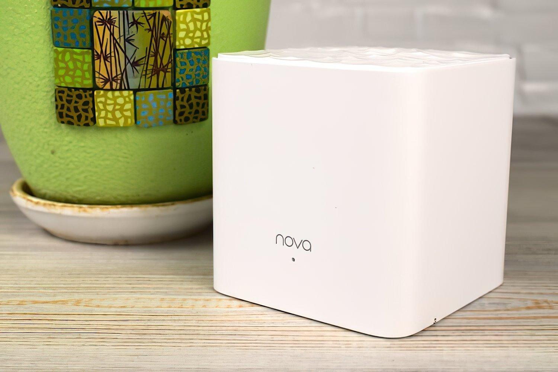 Беспроводная система Wi-Fi TENDA MW3 NOVA MESH (1шт) (MW3-KIT-1) фото 4