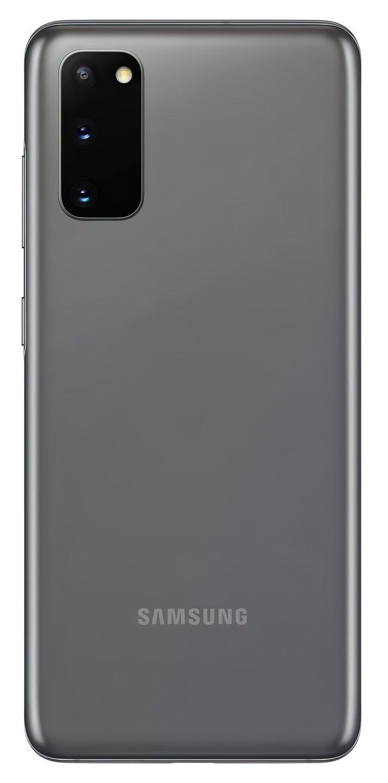 Смартфон Samsung Galaxy S20 Gray фото 2