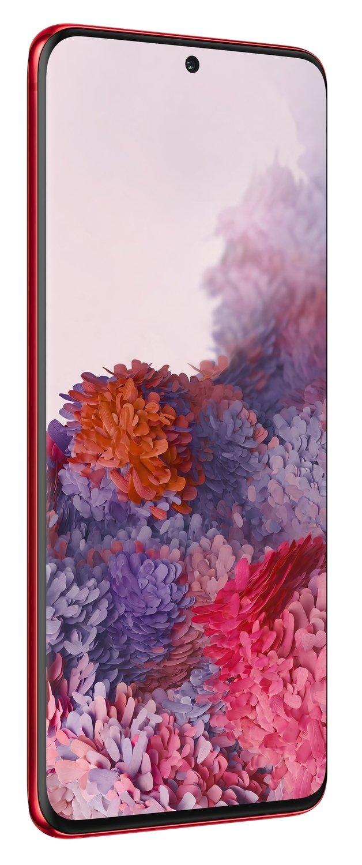 Смартфон Samsung Galaxy S20 Red фото 2