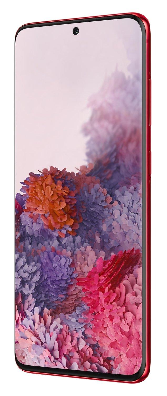 Смартфон Samsung Galaxy S20 Red фото 4