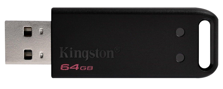 Накопичувач USB 2.0 KINGSTON DT20 64GB (DT20/64GB) фото2