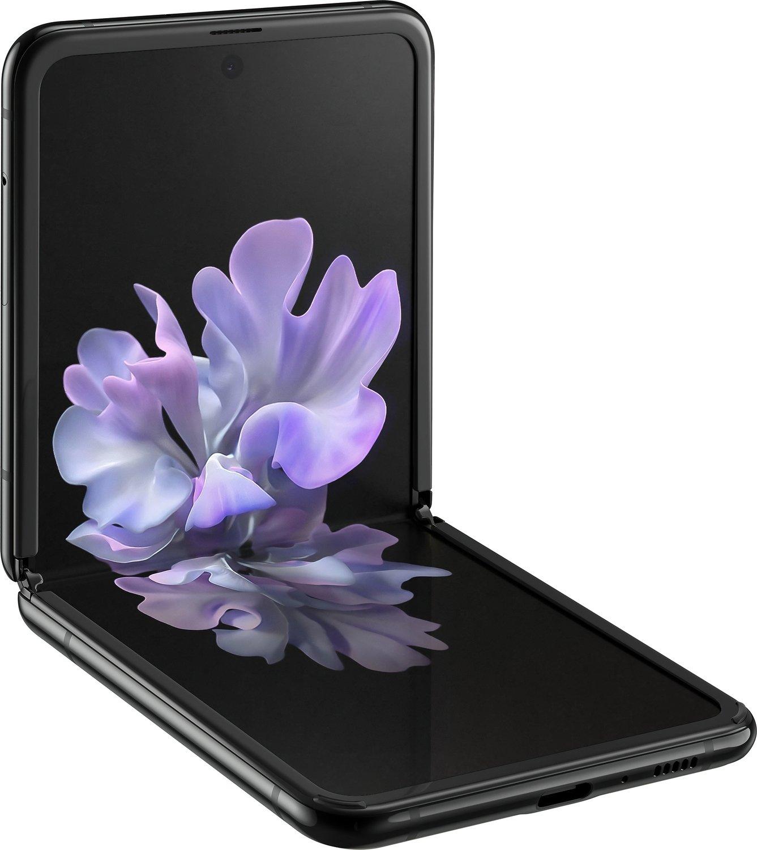 Смартфон Samsung Galaxy Z Flip Black фото 2