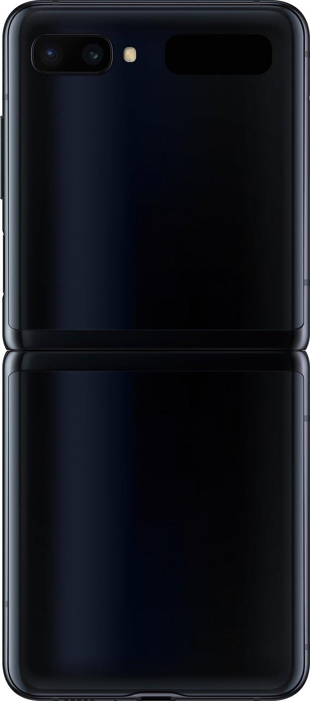 Смартфон Samsung Galaxy Z Flip Black фото 4