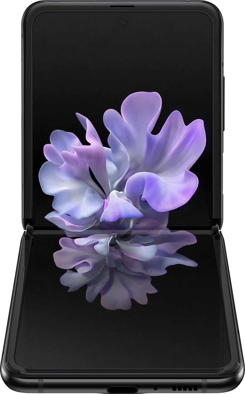 Смартфон Samsung Galaxy Z Flip Black фото 3