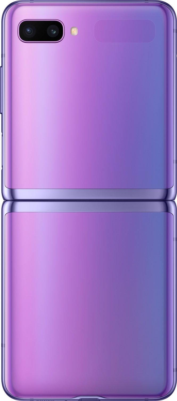 Смартфон Samsung Galaxy Z Flip Purple фото 4