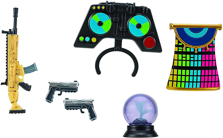 Коллекционная фигурка Fortnite Legendary Series DJ Yonder S2 (FNT0127) фото