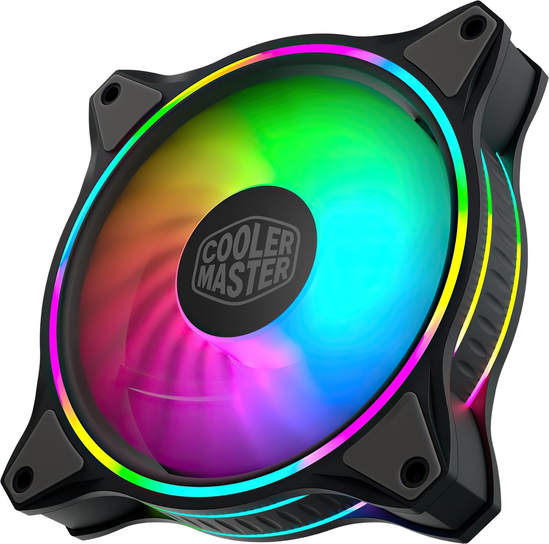 Набор корпусных вентиляторов Cooler Master MasterFan MF120 (MFL-B2DN-183PA-R1) фото