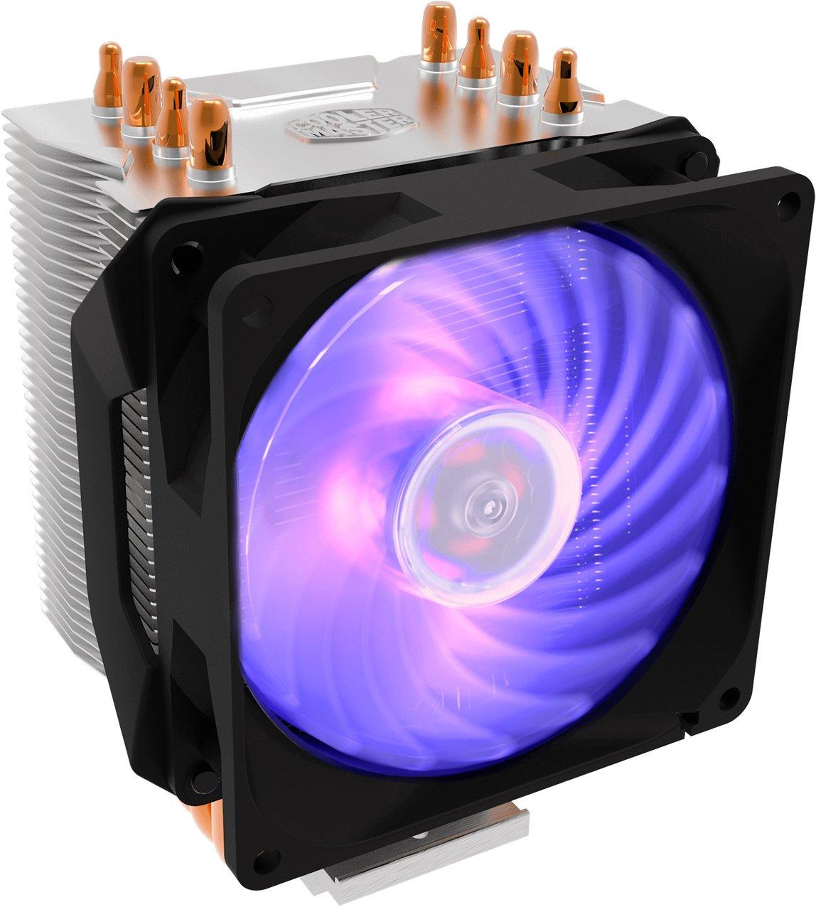 Процессорный кулер Cooler Master Hyper H410R RGB LED PWM (RR-H410-20PC-R1) фото