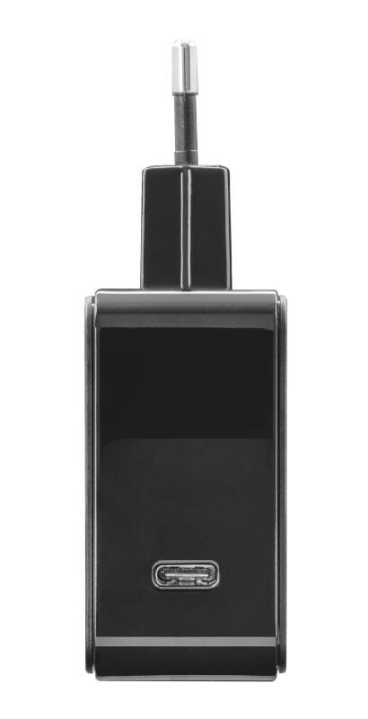 Мережевий зарядний пристрій Trust Summa 45W Universal USB-C Charger Black фото5