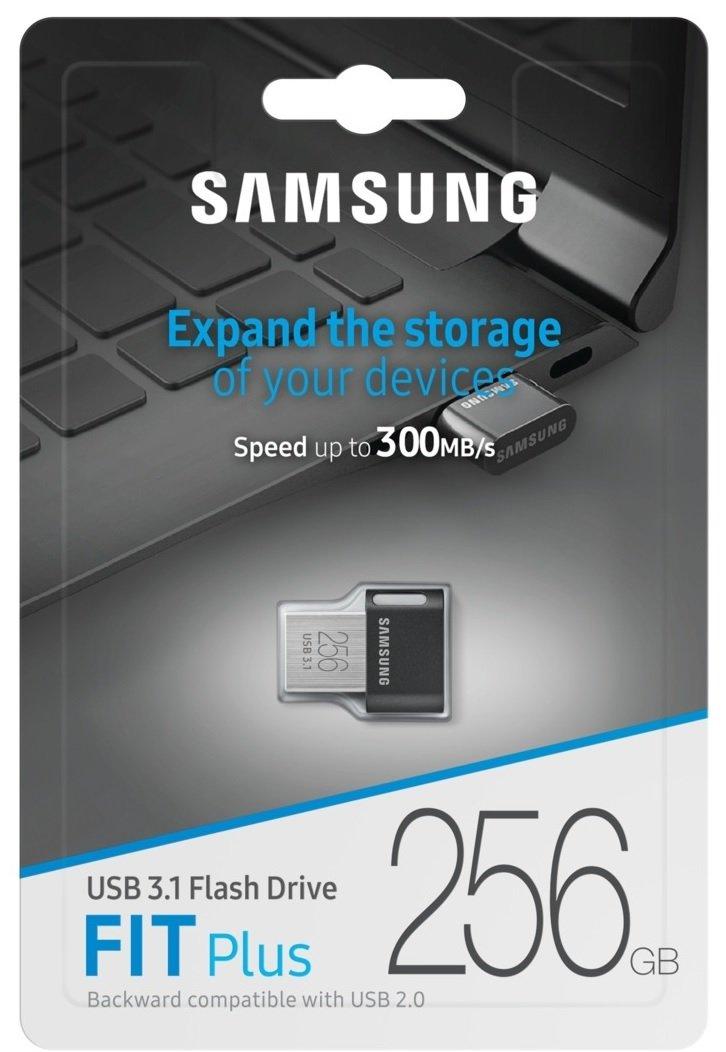 Накопичувач USB 3.1 SAMSUNG FIT PLUS 256GB (MUF-256AB/APC) фото7