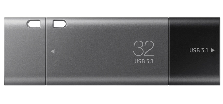 Накопичувач USB 3.1 SAMSUNG Duo Plus 64GB (MUF-64DB/APC) фото2