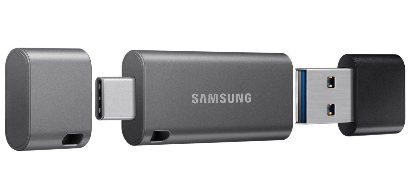 Накопичувач USB 3.1 SAMSUNG Duo Plus 64GB (MUF-64DB/APC) фото10