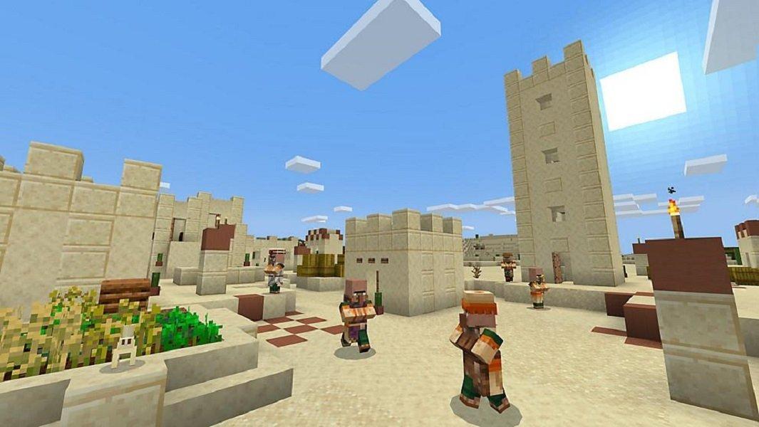 Игра Minecraft. Playstation 4 Edition (PS4, Русская версия) фото 5