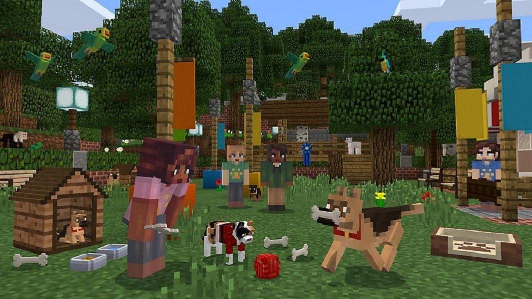 Игра Minecraft. Playstation 4 Edition (PS4, Русская версия) фото 3