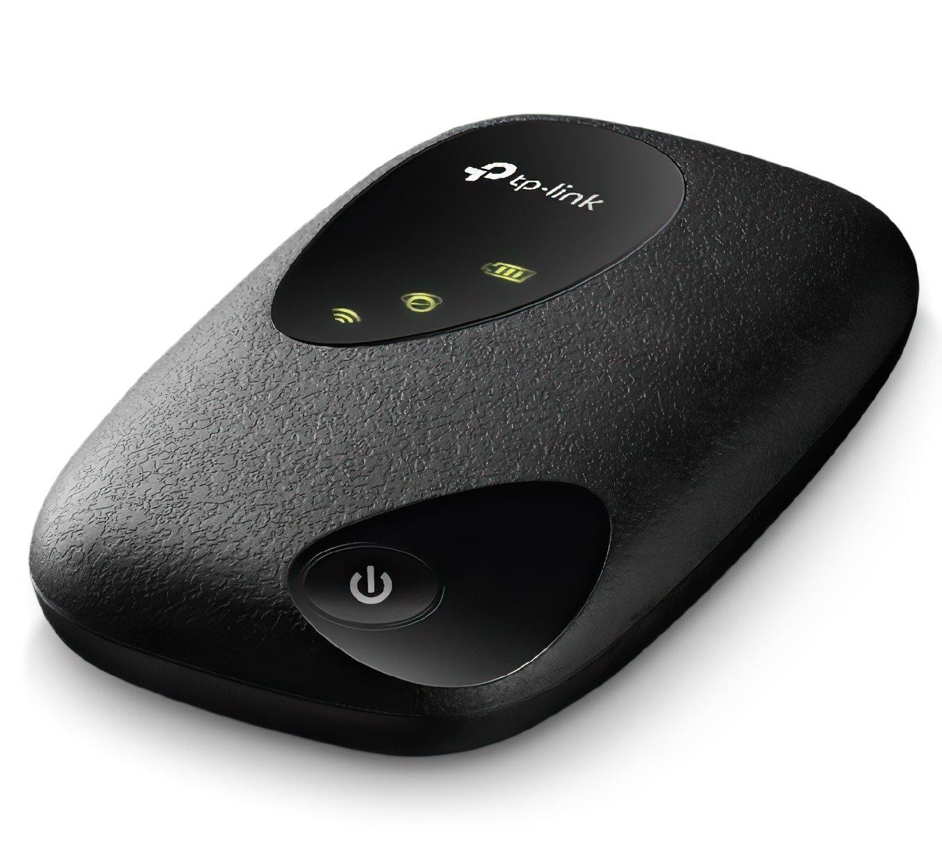 Роутер TP-Link M7200 LTE-Advanced Wi-Fi Black фото