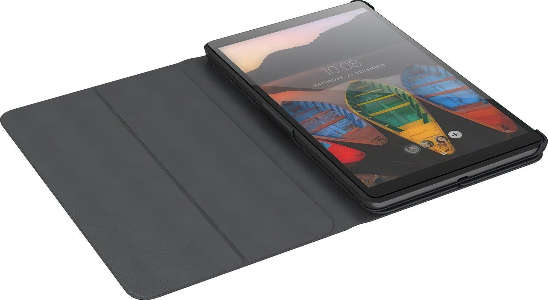 Чехол Lenovo для планшета TAB M8 FHD Folio Case, черный + защитная пленка (ZG38C02871) фото