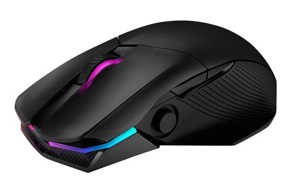Ігрова миша Asus ROG Chakram WL Black (90MP01K0-BMUA00)фото4