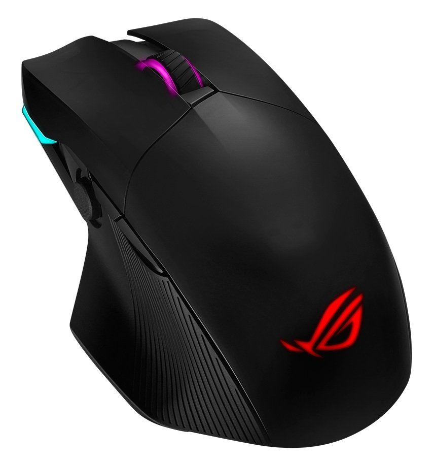 Ігрова миша Asus ROG Chakram WL Black (90MP01K0-BMUA00)фото3