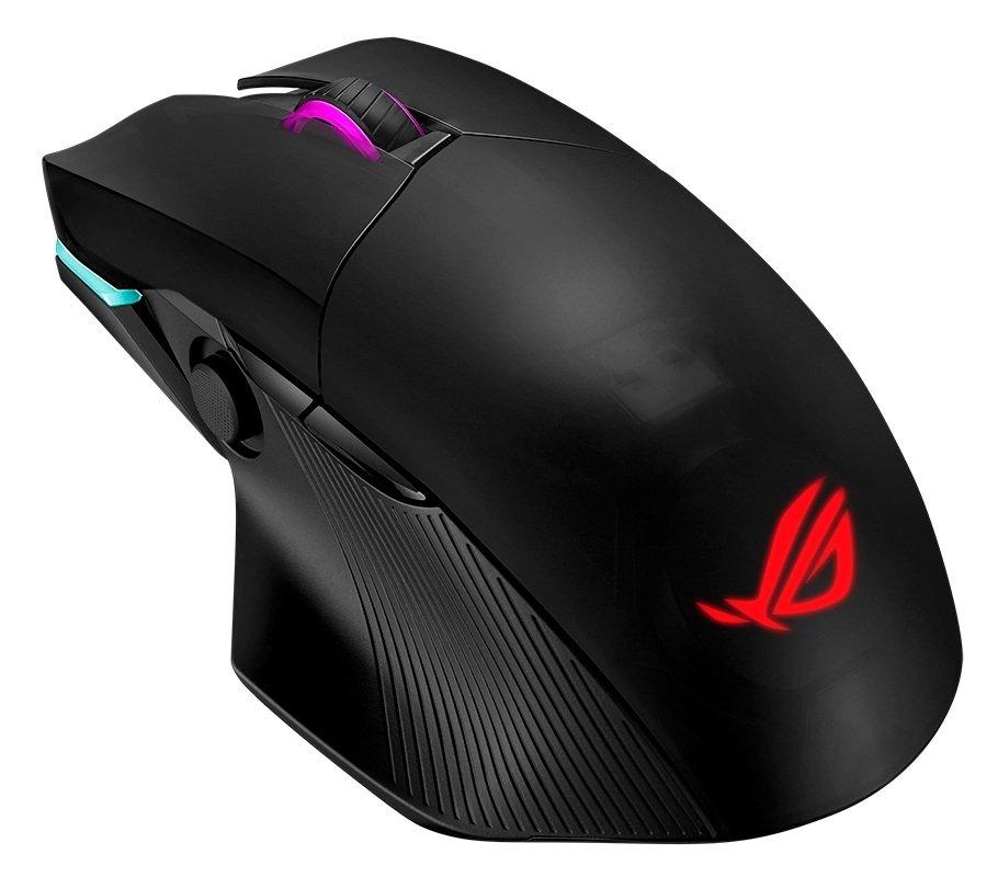 Ігрова миша Asus ROG Chakram WL Black (90MP01K0-BMUA00)фото2