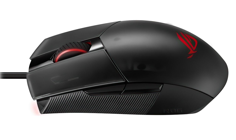 Миша ASUS ROG Strix Impact II USB Black фото2