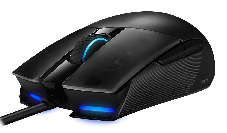 Миша ASUS ROG Strix Impact II USB Black фото4