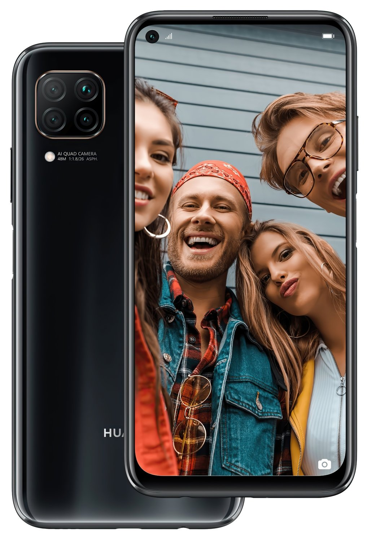 Смартфон Huawei P40 Lite Black фото 2