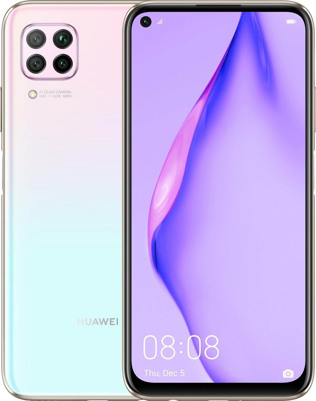 Смартфон Huawei P40 Lite Pink фото 2