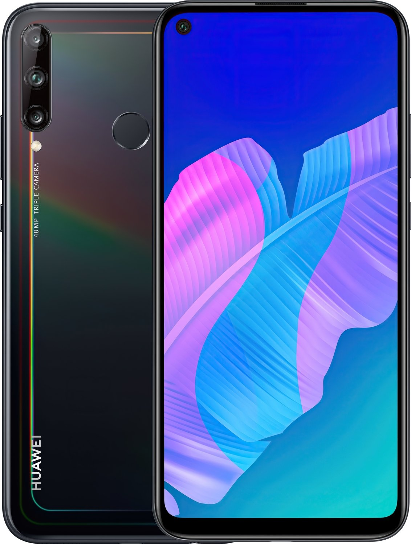 Смартфон Huawei P40 Lite E Black фото 2