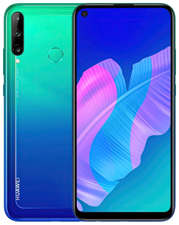 Смартфон Huawei P40 Lite E Aurora фото 2
