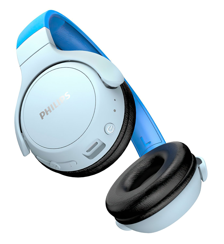 Наушники Philips Kids TAKH402 Over-Ear Wireless Blue фото