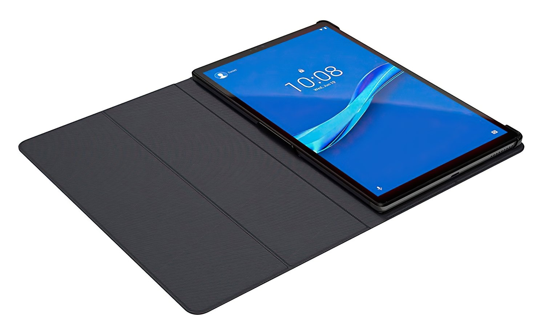 Защитный набор Lenovo для планшета Tab M10 Plus FHD Folio Case Black + защитная плёнка (ZG38C02959) фото