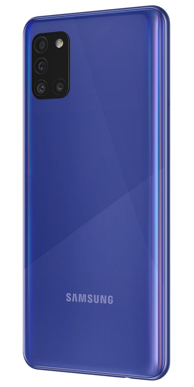 Смартфон Samsung Galaxy A31 4/64Gb Prism Crush Blue фото