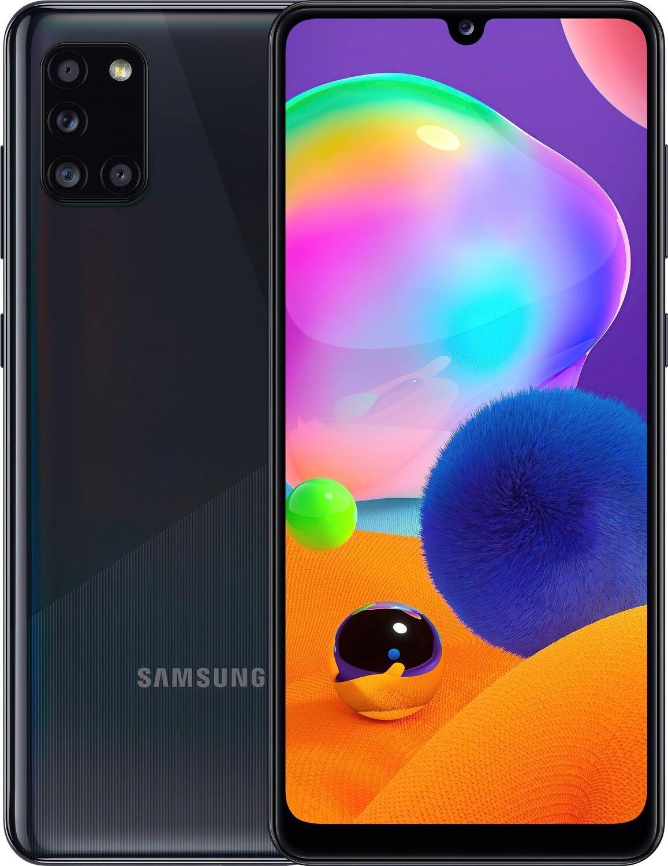 Смартфон Samsung Galaxy A31 4/64Gb Prism Crush Black фото 2