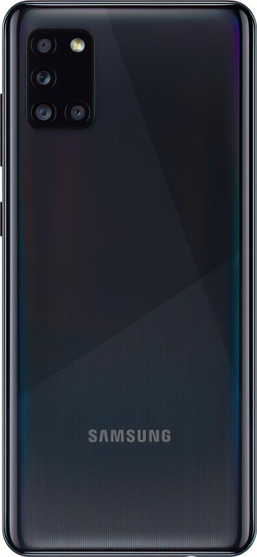 Смартфон Samsung Galaxy A31 4/128Gb Prism Crush Black фото 3