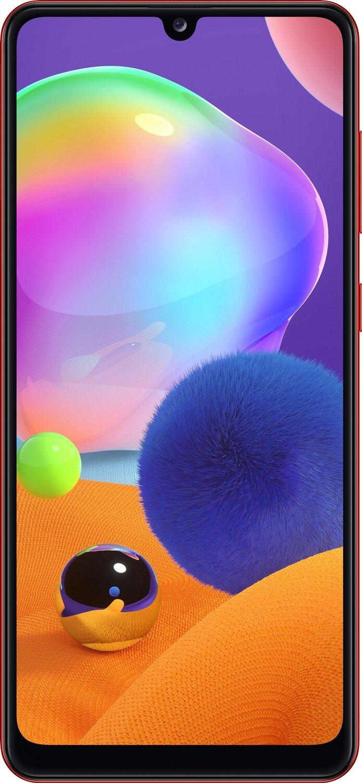 Смартфон Samsung Galaxy A31 4/64Gb Prism Crush Red фото 2