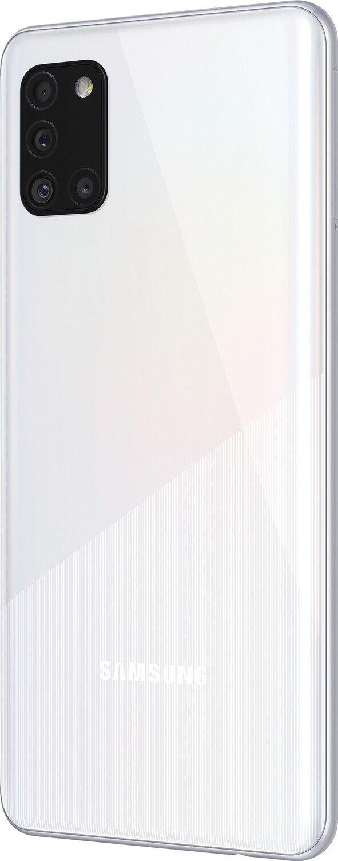 Смартфон Samsung Galaxy A31 4/128Gb Prism Crush White фото 4