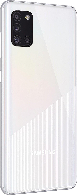 Смартфон Samsung Galaxy A31 4/128Gb Prism Crush White фото 5