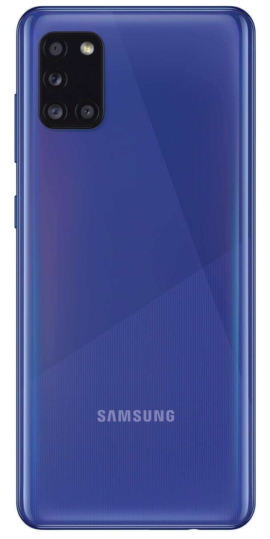 Смартфон Samsung Galaxy A31 4/128Gb Prism Crush Blue фото 4