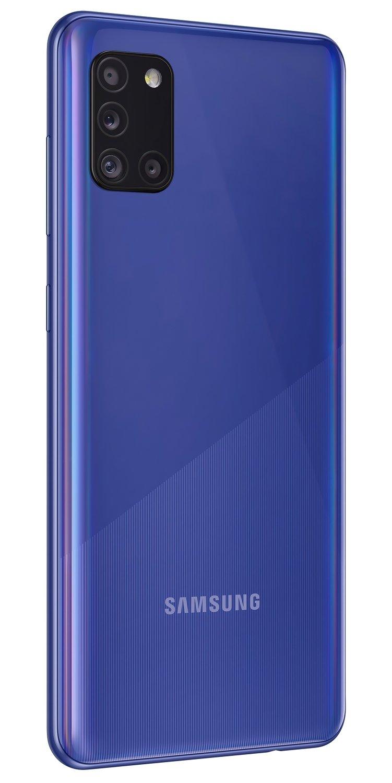 Смартфон Samsung Galaxy A31 4/128Gb Prism Crush Blue фото 5
