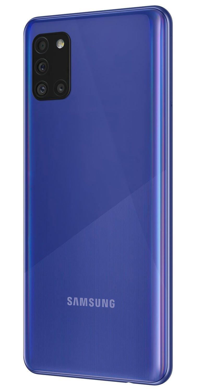 Смартфон Samsung Galaxy A31 4/128Gb Prism Crush Blue фото 3